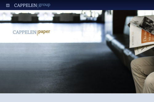 Cappelen Group [Web]