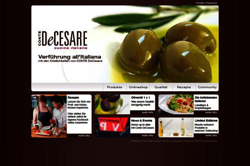 Conte DeCesare [Web]