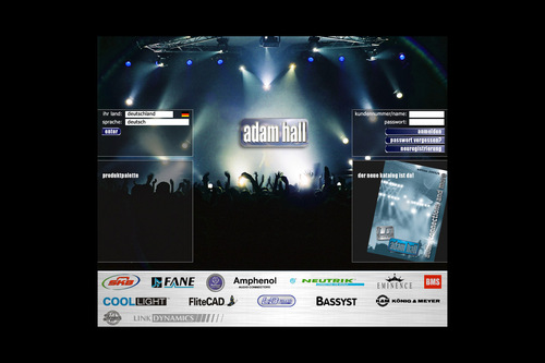 Adam Hall [Web]