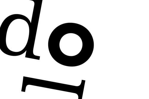 Ferdinando Chefalo | Choreographer & Director | Markenentwicklung | Logotype (Detail 1)