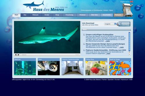 Haus des Meeres [Web]