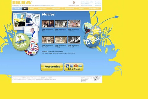 IKEA | Lehrlinge [Web]