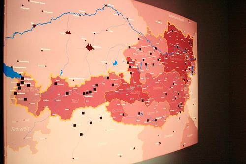 Kolping Landkarte [Leuchttafel]