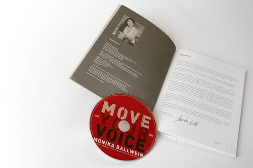 Move Your Voice [Buch & CD]