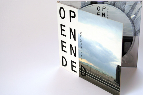 Open-ended [CD-Package]