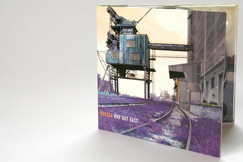 Odessa | Way Out East | Digipack (Vorne)