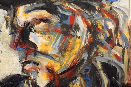 Portrait: Kuno [Malerei]