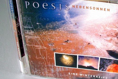 Poesis [CD-Package]