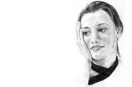 Portraits: Serie 2 [Zeichnung]