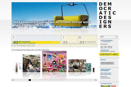 Democratic Designers [Web]