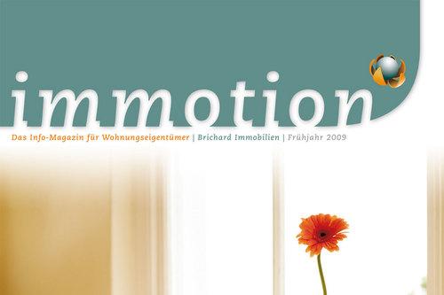Immotion [Zeitschrift 1_09]