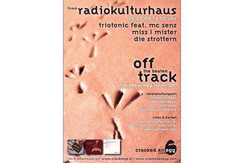 """Off the beaten track"" [Inserat]"