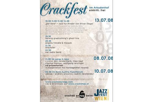 label08 jazzfest wien [Flyer]