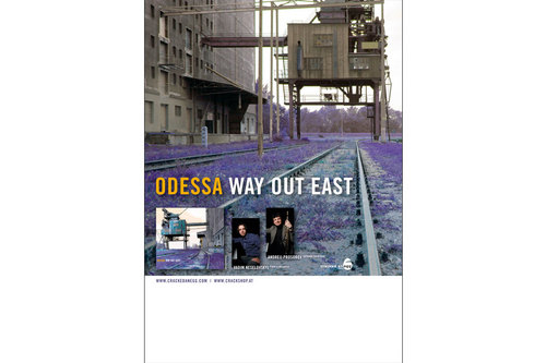Odessa   Way Out East [Poster]
