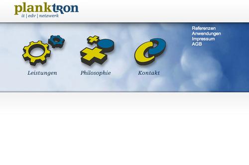 Planktron [Web]