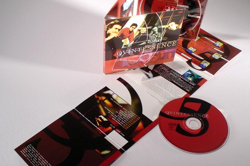 Quintessence [CD-Package]