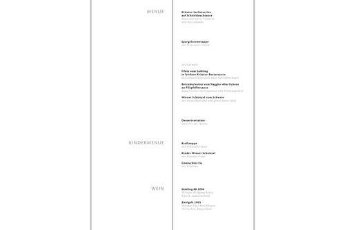 Hochzeitsmenü [Folder]