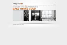 Portfolio Website | Schreiner | architecture