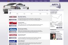 Arts   Website   News