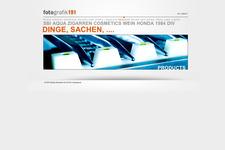 Portfolio Website | Schreiner | products (content)