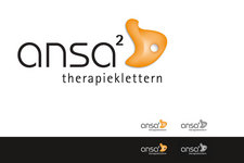 ansa2 | therapieklettern | Dachmarke (Logoblatt)