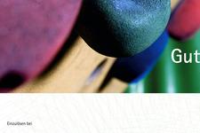 Therapieklettern | Gutschein vorne | Detail: Marke und Sicherheit