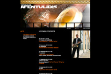 Afentulidis | Website | Acts | Upcoming Concerts (Content)