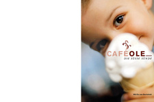Café Ole | Postkarte | Komplett