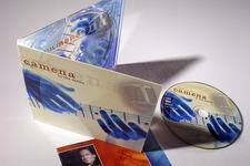 Camena | Digipack, Label und Booklet 1