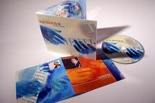 Camena | Digipack, Label und Booklet (opened)