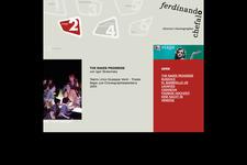 Ferdinando Chefalo | Website | Stage 2