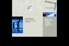 Ferdinando Chefalo | Website | Events & Specials