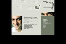 Ferdinando Chefalo | Website | Bio
