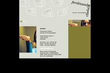 Ferdinando Chefalo | Website | Kontakt