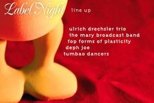 Labelnight 06 | Flyer Rückseite (Detail 1)