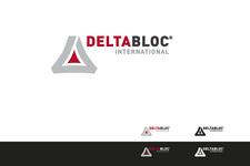 DELTABLOC® | Markenentwicklung | Marke Anwendungen | Logoblatt