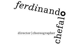 Ferdinando Chefalo | Choreographer & Director | Markenentwicklung | Logotype