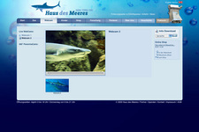Haus des Meeres | Aqua Terra Zoo | Website | Webcam