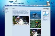 Haus des Meeres | Aqua Terra Zoo | Website | Über uns: Verein