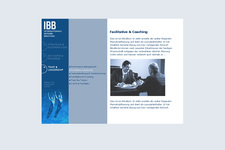 IBB Consulting | Website | Screen Design | Content C 1