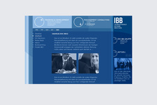IBB Consulting | Website | Screen Design | Content 1