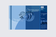 IBB Consulting | Website | Screen Design | Start 2