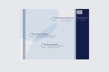IBB Consulting | Website | Screen Design | Start B 1