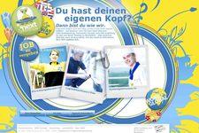 IKEA | Lehrling | Website | Start (Detail)