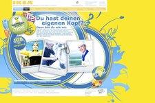 IKEA | Lehrling | Website | Start (Komplett)
