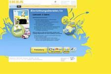 IKEA | Lehrling | Website | Einrichtungsberater/in | Information