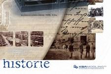 KBA Poster & Pressewand   historie