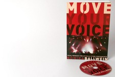 Move Your Voice | Umschlag (vorne, stehend) inkl. CD