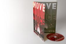 Buchumschlag (geöffnet, stehend, Bilck auf Schmutztitel S. 2) inkl. CD