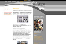 Gallerie am Stubentor | Website | Rahmen